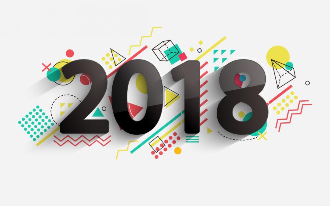 Digitala trender – är du ready för 2018?!