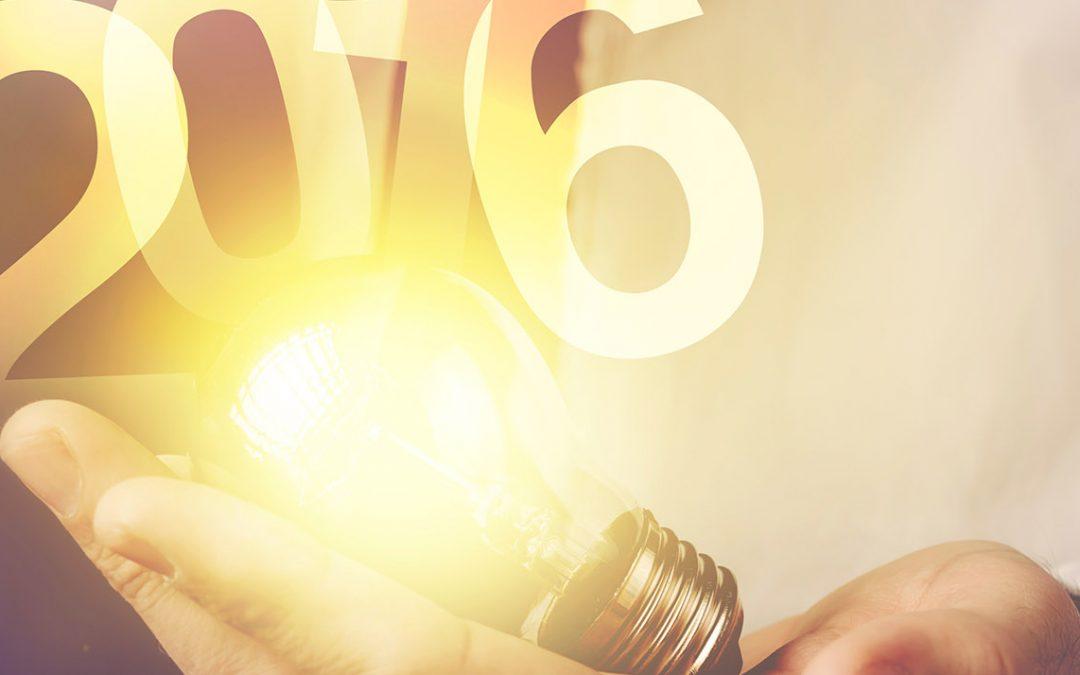 Trender inom webbdesign inför 2016