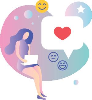 Använd sociala medier för att sprida er digitala närvaro